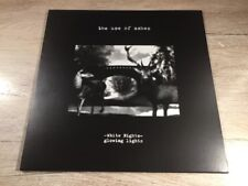 LP The Use Of Ashes - White Nights: Glowing Lights VINYL 2009 LIMITED 500 ONLY