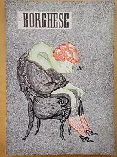 1954-IL BORGHESE-Direttore LEO LONGANESI-Anno V, Numero 41