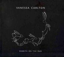 Rabbits on The Run 0793018313520 by Vanessa Carlton CD
