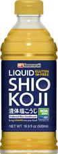 HANAMARUKI liquid shio koji ( ekitai shio kouji) 500ml