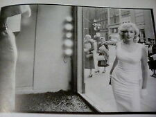 Marilyn Monroe Window Shopping from Book Printed 1987 to Frame?