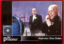 THE PRISONER, VOLUME 2 - Card #16 - Supervisor Gives Orders - Factory Ent. 2010