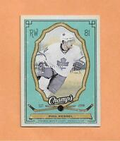 PHIL KESSEL  UPPER DECK CHAMPS 2009-10 CARD # 90