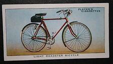 Light General Purpose Bicycle     Original 1930's Vintage Card