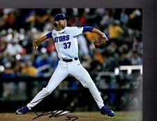 Jackson Kowar Florida Gators Baseball Signed 8X10 Photo W/Coa #2