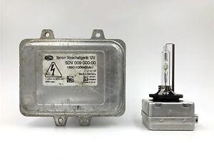 OEM 06-09 BMW E60 E61 5 Series Xenon HID Headlight Ballast & D1S Bulb Kit