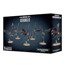 Scourges Drukhari Dark Eldar Warhammer 40K NIB Flipside