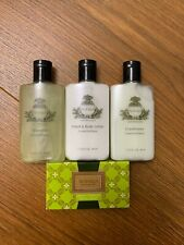 Agraria San Francisco Travel Set Lemon Verbena Bath Products 40ML And Soap