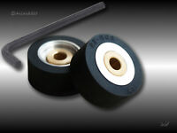 1 pair - NEW PINCH ROLLER ASSEMBLY for Pioneer RT-909 901 - high quality parts