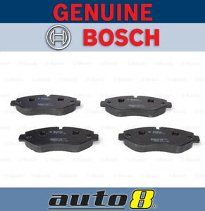 Bosch Front Brake Pads for Mercedes-Benz Vito Cdi 639 3L OM 642.890 2010 - 2014