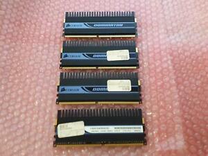 Corsair Dominator 4GB (4x1GB) 1066 MHz DDR2-1066 PC2-8500U RAM CM2X1024-8500C5D