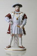 Porzellanfigur Heinrich Henry VIII Sitzendorf ab 1930 Top ansehen