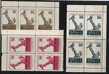 47645 -- ITALIA Regno  - CHIUDILETTERE Poster Stamps - FIERA DI MILANO 1934
