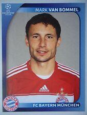 Panini 153 Mark van Bommel Bayern München UEFA CL 2008/09