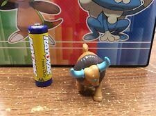 1st Generation pokemon plastic figure Tauros 1-2 inches tall NEW in U.S