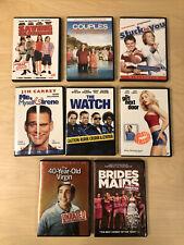Dvd Comedy Lot - Saving Silverman, Girl Next Door, Stuck On You, The Watch +More
