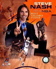 "Steve Nash ""Phoenix Suns"" NBA Licensed Unsigned 8x10 Glossy 05/06 MVP Photo A8"