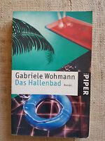 Gabriele Wohmann - Das hallenbad - IN LINGUA TEDESCA