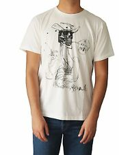 "Ralph Steadman's ""Fear and Loathing in Las Vegas"" artwork  T shirt by Chaser"