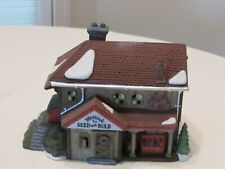 Department 56 New England Village Bluebird Seed and Bulb Retired
