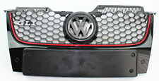 VW Golf 5 V GTI GT GLI Frontgrill Kühlergrill Wabengrill mit Parktronik PDC