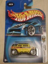 Hot Wheels 2004 First Editions Rockster Hummer 23/100