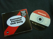 ESSENDON CLUB SONG ULTRA RARE CD SINGLE! UP THERE CAZALY AFL