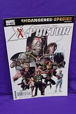 X-Factor #23 Endangered Species Chapter 11 2007 Marvel Comic Comics F