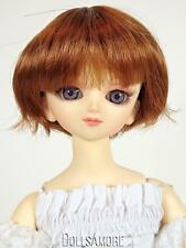 """Auburn Doll Wig Size 7/8"""" Fits Fits Vintage And Modern Dolls"""