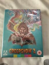 Creepshow 2 - Arrow Video Store Exclusive Blu-ray Box Set Limited Edition oop