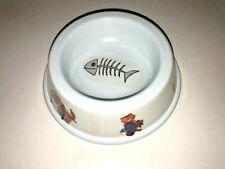 Cat Kitten Puppy Melamine Bowl Food Water feeder Dish Stackable