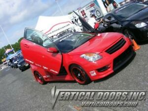 Vertical Doors - Vertical Lambo Door Kit For Nissan Altima 2008-13 -VDCNALT08