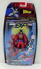 The Batman Animated Series EXP Zap Snap Batman Mattel NIP 4+ 5 inch 2006 S179-4