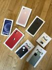 apple iphone and google pixel boxes lot (boxes only)