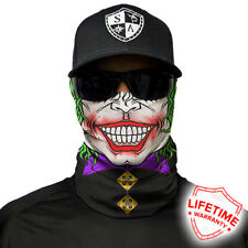 FACE MASK - CLOWN JESTER - Motorcycle, Bike, Snow, Fishing Masks