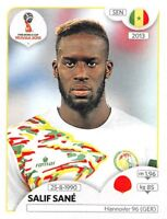 stickers Panini coupe du monde Russie 2018 - N° 618