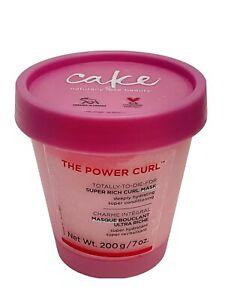 Cake the Power Curl Super Rich Curl Mask 200ml 7 fl oz