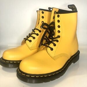 Dr. Martens 1460 8-Eye Lace Up Boot Size 8