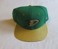 Anaheim Ducks Salesman Sample NHL Hockey Snapback Cap Hat Zephyr NWT NEW