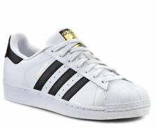 new arrival 90d3a bd11d adidas Superstar J C77154 Trainers Size UK 3 - White