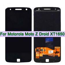 "5.5"" Motorola moto z Droid XT1650-01 03 05 Digitalizador táctil + Conjunto de Pantalla LCD"