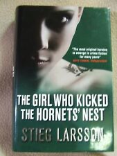 The Girl Who Kicked The Hornet's Nest, Stieg Larsson. Quercus 1st GB ed. (2009)