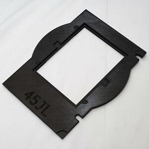 3D Printed Omega D2-D5 J Lane 4x5 Glass Plate Carrier