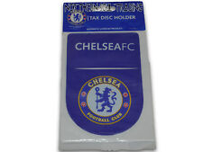 CHELSEA Official Club Merchandise Tax Disc Holder *BRAND NEW AND SEALED*