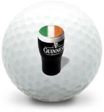 3 Dozen Titleist Pro V1/ V1x Mint Aaaaa (Guinness Beer Image Logo) Golf Balls