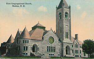 NASHUA NH - First Congregational Church