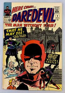 Daredevil #9 VF 8.0