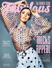 Fabulous Magazine June 2019: LUCY MECKLENBURGH COVER & FEATURE Gabby Allen