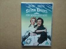 Seven Brides For Seven Brothers  - 1954 Musical - Howard Keel (DVD) NEW & SEALED
