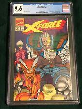 X-Force # 1 (8/91) CGC Graded Comic Book 9.6 NM+ Negative UPC Variant